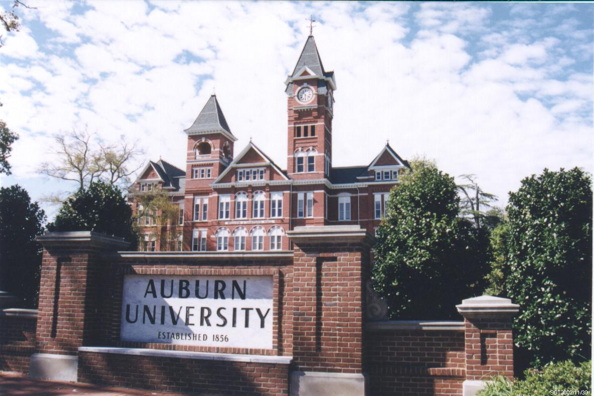 College Right | Auburn University